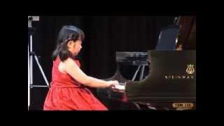 2009 Fafan Piano Recital In Vancouver