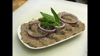 How To Make Lebanese Kibbeh Nayyeh (كبة نيئة)