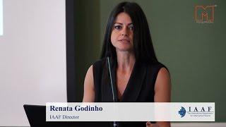 IAAF Launch of Standards - Presentation By Renata Godinho