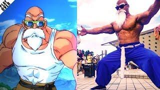 Top 5: PERSONAJES Dragon Ball en la VIDA REAL / PLAY OVER