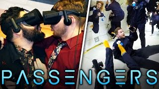 ZERO GRAVITY FIGHTS and PASSENGERS VR!