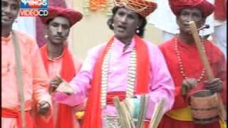 Marathi Sampuran Gondhal- Pahili Aarti Maanachi -Tuljapur-By Chhagan Chougule