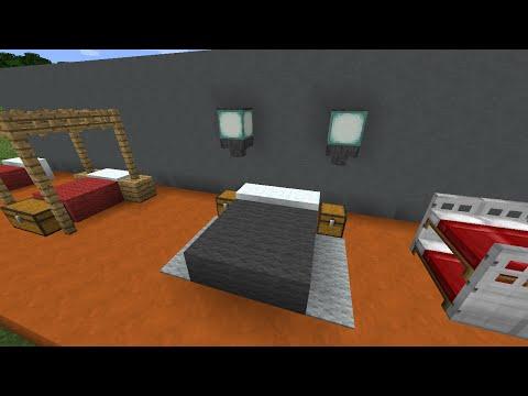 Красивые кровати в майнкрафт - Как сделать? - VimoTube - The Best Way To Watch & Download Mp3 Videos HD.