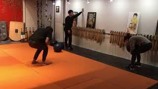 [클래스] 케틀벨 스포츠 팀 : 스톤리프팅 훈련