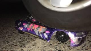 Girl crush car