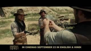 The Magnificent Seven | Hindi Trailer