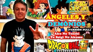 Adrián Barba - Ángeles y demonios (Dragon Ball Super ED 7) cover full latino