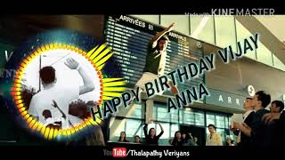 Happy birthday Vijay Anna WhatsApp status video 😎😎😎😎😎😎😎