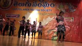 Supraja Dance CATS2011