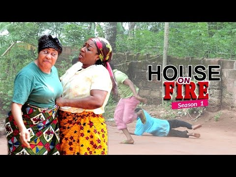 Mp4 Video: Nigerian Nollywood Movies - House On Fire 1    - Download