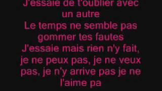 A fleur de toi - Vitaa - Karaoké/Instrumental