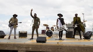 Sauti Sol - Live and Die in Afrika (Official Music Video)