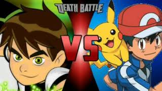 Ben 10 V/s pokemon