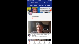 What the heck happened with George Webb today?!