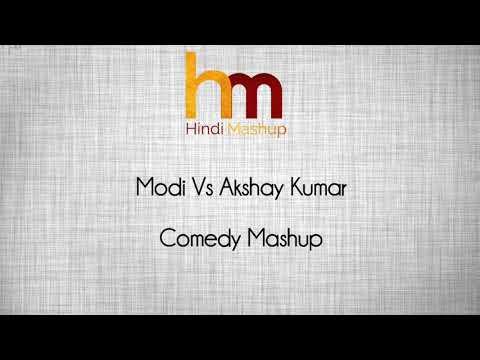 comedy modi with akshay kumar