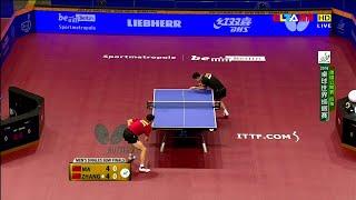 2016 German Open (Ms-SF1) MA Long - ZHANG Jike  [HD] [Full Match/Chinese]