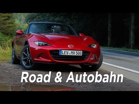 Mazda MX5 Miata ND Review Everyday Driver Europe