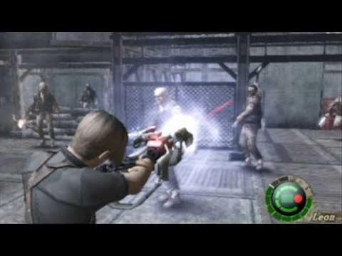 Como conseguir las armas infinitas de Resident evil 4