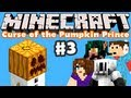 Download Video Download Minecraft: Curse of the Pumpkin Prince - Part 3 - Wizard's Cave 3GP MP4 FLV