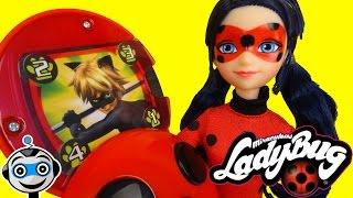 Intercomunicador Secreto de Ladybug Prodigiosa
