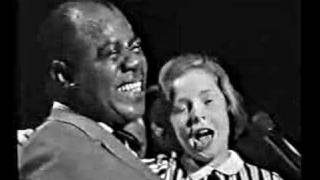 UNCLE  SATCHMO`S LULLABY live 1965