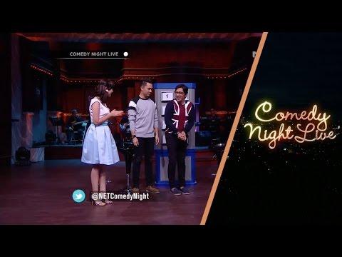 Lagu-laguan Comedy Night Live - Pamela Bowie dan Ve JKT48 - CNL 16 April 2016