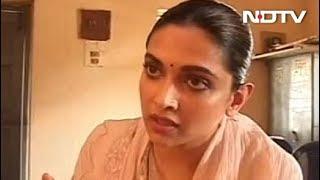 Deepika Padukone On Battle With Depression