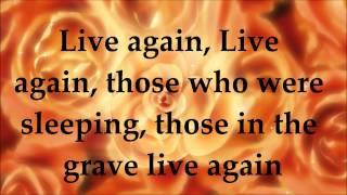 Song of Ezekiel - Paul Wilbur - Lyrics - Your Great Name 2013