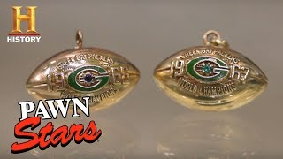 Pawn Stars: Green Bay Super Bowl Pendants (Season 9) | History