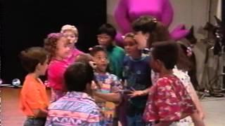 Barney & the Backyard Gang: Rock with Barney (Episode 8)