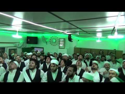 Pir Faruki Cemaati Anma Programı 2014 2