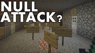 NULL ATTACK #1