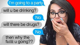 FUNNIEST TEXTS FROM PARENTS