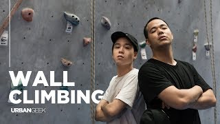 iStyle Indonesia #Hobbies- Find The Fun in Wall Climbing!