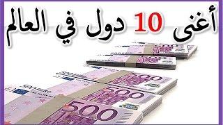 10 اغنى دول في العالم ترتيب مجلة غلوبل فايننس   اغنى عشرة بلدان في العالم 2015