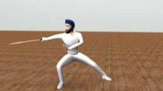 Animated Gatka