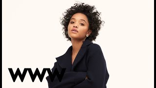 Meet Kiersey Clemons: Name to Know | The Fall Issue | Who What Wear