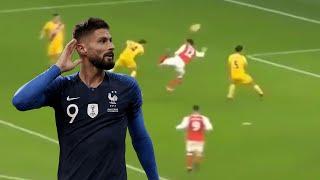 🇫🇷 Les 10 plus beaux buts d'Olivier Giroud