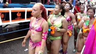 crop over carnival 2011