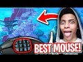 THIS MOUSE MAKES YOU BUILD FASTER THAN MYTH! (BEST MOUSE FOR FORTNITE)