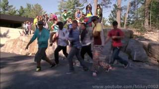 Camp Rock 2 The Final Jam - It's On (Official Full Movie Scene)+ LYRICS in description