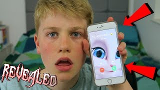 TALKING ANGELA CALLED ME AND REVEALED HER TRUE IDENTITY!!! OMG!!