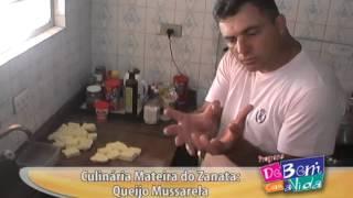 CULINÁRIA MATEIRA DO ZANATA - APRENDA A FAZER QUEIJO MUSSARELA