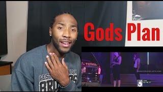Phora - God's Plan ( Official Video ) Reaction!