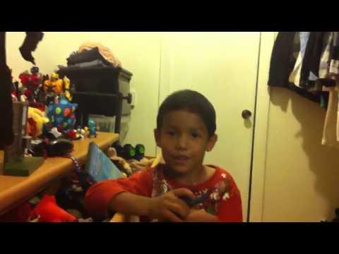 Andres cantando QUIERO Yne y Wasmo