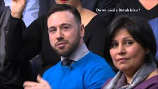 Islam and British values - The Big Questions with Adam Deen