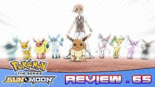 Ilima's Introduction & Extreme Evoboost | Pokemon Sun and Moon Anime Episode 65 Review