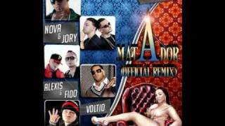 Matador Remix   Ñengo Flow ft Nova y Jory ft Alexis y Fido ft Jowell y Voltio