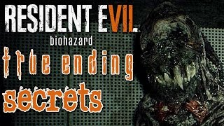 Resident Evil 7 Teaser Midnight Update - TRUE ENDING + SECRETS + DIRTY COIN, Manly Let's Play