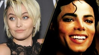 Paris Jackson Opens Up About Father Michael